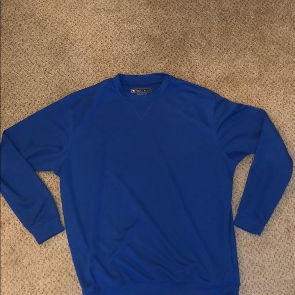 Pebble Beach Long Sleeve Shirt